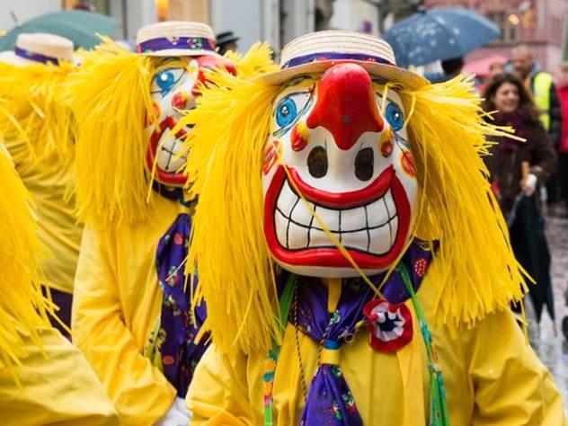 Не для болтунов — Карнавал в Мюлуз: праздник жизни и весны