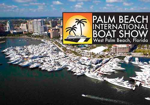 Шоу роскоши и великолепных морских судов во Флориде: 26 — 29 марта 2020