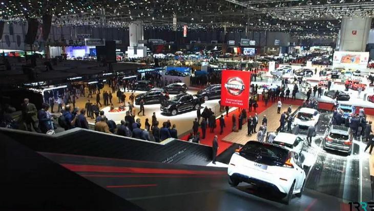 Тысяча лошадок под капотом — Женевский автосалон 2020